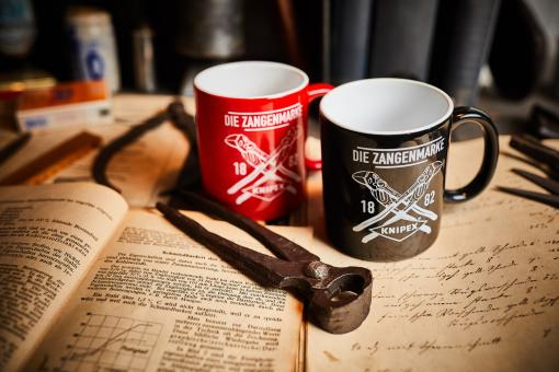 Kaffeebecher Schwarz